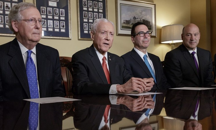 Republicans Just Voted to Raise Americans' Taxes Over the Next Ten Years